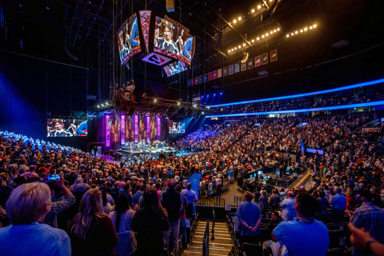 """DiGiCo SD-Range Consoles Assure That """"Sing! Global 2021"""" Went Pitch Perfect"""