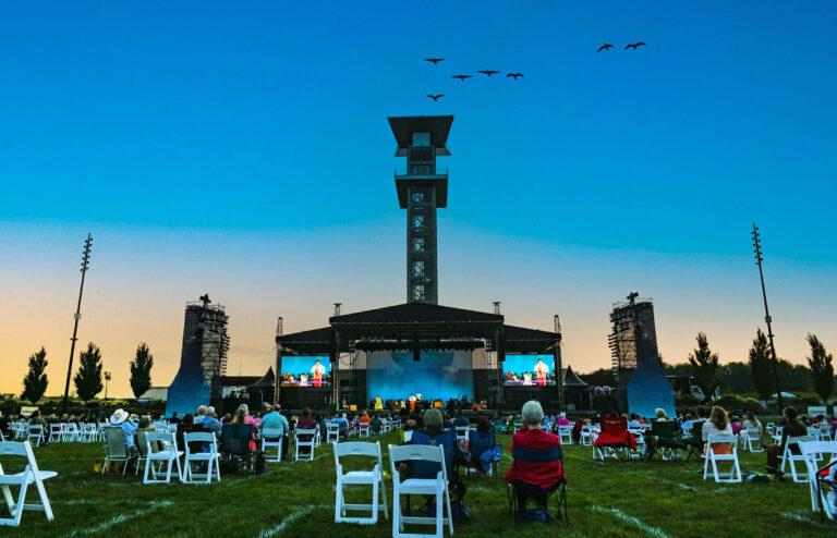 "L-ISA Helps Cincinnati Opera ""Build"" a Performance Hall in a Park"