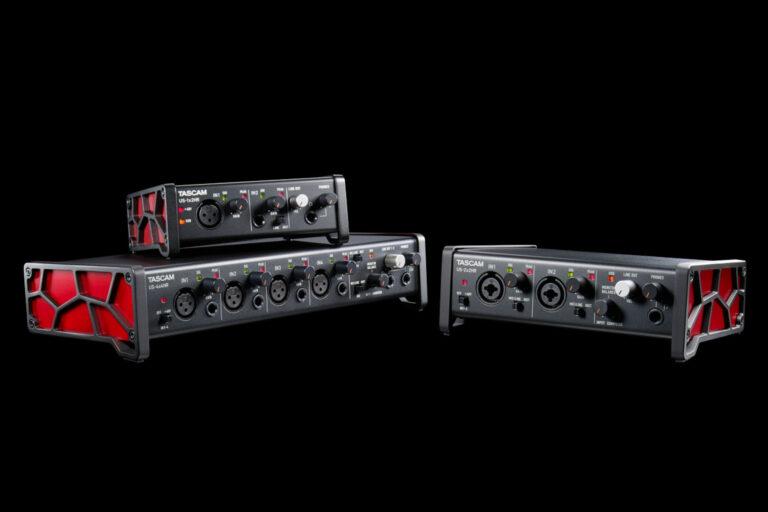 TASCAM Announces the Upgrade Your Audio Interface Program