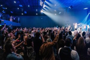 Growth at The House leads to church facelift and new d&b A-Series.
