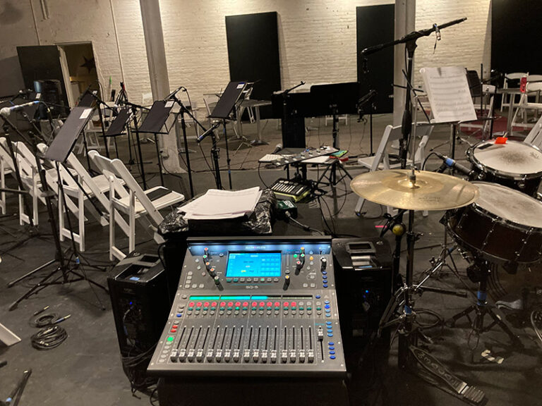 SQ Consoles Deliver Double Duty – Livestream and Recording Mixes