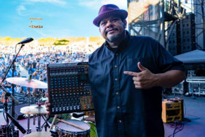 TASCAM Keeps the Music Flowing for Drummer / Percussionist Fredo Ortiz