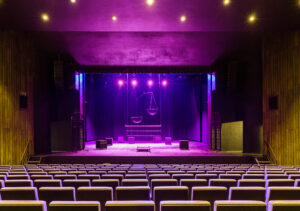 Lithuania's Miltinis Theatre Upgrades With Martin Audio WPM