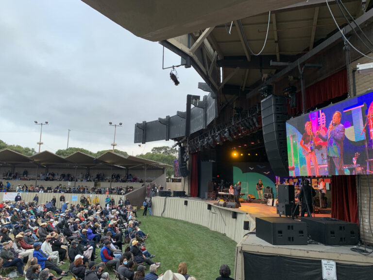 d&b Soundscape and KSL provide feedback-free use for better audience and musician experience at 64th Monterey Jazz Festival.