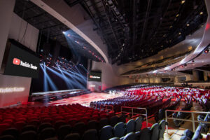 Newly Launched YouTube Theater Comes Embedded with L-Acoustics