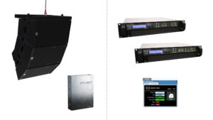 Martin Audio Updates VU-NET Support for TORUS and Introduces Q-SYS Control for iKON Amplifiers